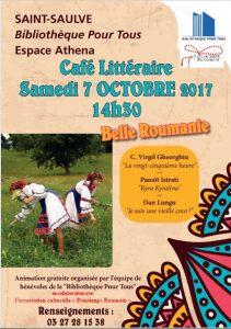 Café littéraire 2017