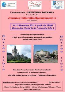 affiche_Decembre 2011_Printemps Roumain MDE