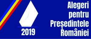 Alegeri Prezidentiale Romania 2019