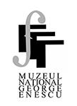"""logo Muzeul Naţional """"George Enescu"""""""